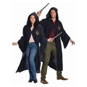 NEW Rubies Hogwarts Adult Unisex Hooded Robe